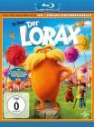 Der Lorax Blu Ray