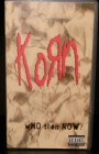 KORN Who then now?  VHS (E18) Musik