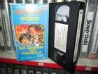 VHS - Das Geheimnis der Tigerkralle - ITT PAPPE