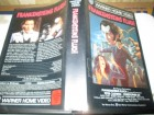 VHS - FRANKENSTEINS FLUCH - Peter Cushing - WARNER