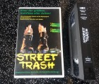 Street Trash - iSV (Incredibly Strange Visions) VHS deutsch