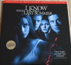 I know what you did last Summer / Hewitt / Gellar /Gillespie