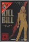 Kill Bill 1+2 - Steelbook - neu in Folie - uncut!!