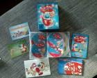 DIE REN & STIMPY SHOW (Serie) Nickelodeon/9 DVD Box - OOP