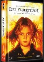 FEUERTEUFEL, DER (Blu-Ray+DVD) (2Discs) Cover A  Mediabook