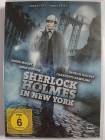 Sherlock Holmes in New York - Roger Moore, Rampling