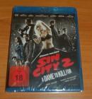 SIN CITY 2 - Blu-Ray - Robert Rodriguez - D - uncut NEU