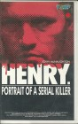 HENRY - Portrait of a Serialkiller - VHS - FSK 18