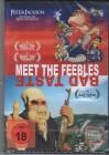 Peter Jackson  Bad Taste / Meet the Feebles