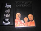 VHS - ZOMBIE INFERNO / ZOMBIE HOLOCAUST - UNCUT