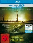 Jurassic Predator (Real 3D+2D Edition) (Blu-ray) OVP