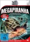Mega Piranha (3D) [Special Edition] DVD Neuwertig