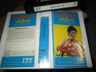VHS - Goodbye Bruce Lee - ITT PAPPE