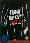Freitag der 13. Teil 2 - uncut (DVD) NEU/OVP