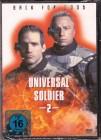 Universal Soldier 2 - Back for Good *DVD*NEU*OVP*