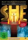 SHE - Herrscherin einer versunkenen Welt (1935) [DVD] OVP