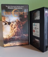 The Church, The / La Chiesa – Dario Argento GB VHS - Uncut