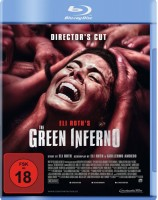 Green Inferno - DC [Blu-ray] (deutsch/uncut) NEU+OVP