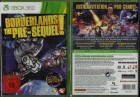 Xbox 360 - Borderlands - The Pre-Sequel(99015565, NEU)