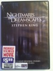 DVD ** Nightmares & Dreamscapes *Unrated*Uncut*US*RAR*