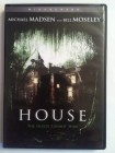 DVD ** House *R-Rated*Uncut*US*RAR*Splatter*Horror*