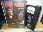 VHS - Scarface - Al Pacino - CIC
