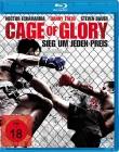 Cage of Glory - Sieg um jeden Preis  [Blu-Ray]  Neuware