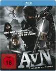 AvN - Alien vs. Ninja   [Blu-Ray]   Neuware in Folie