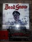 Dead Snow 1&2 Limited Lenticular Uncut Edition Steelbook NEU