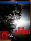 John Rambo UNCUT Steelbook Media-Markt  Fehlpressung  OOP