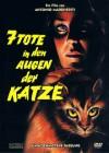 7 Tote in den Augen der Katze   [DVD]   Neuware in Folie
