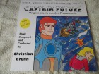 CAPTAIN FUTURE SOUNDTRACK VINYL DEUTSCHE ERSTPRESSUNG