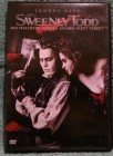 Sweeney Todd Dvd Johnny Depp Uncut (B)
