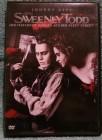 Sweeney Todd Dvd Johnny Depp Uncut (B)