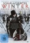Scharlachroter Winter - Krieg der Vampire   [DVD]  Neuware