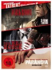HORROR EXTRREM COLLECTION 2 - 3 Filme DVD Parnoia RED HOUSE