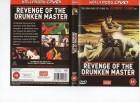 REVENGE OF THE DRUNKENMASTER -Johnny Chan- Ausl. English DVD