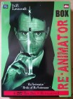 RE-ANIMATOR & BRIDE OF RE-ANIMATOR 4DVD'S  SCHUBER-BOX