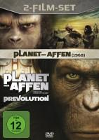 Planet der Affen 1968 / Prevolution [2 DVDs) OVP