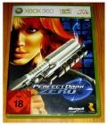 XBOX 360 - PERFECT DARK ZERO - DEUTSCH - KOMPLETT - USK 18