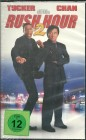 Rush Hour 2 - Jackie Chan & Chris Tucker - VHS -NEU