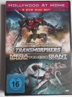 2 Filme Transmorphers & Mega Shark vs. Giant Octopus
