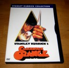 DVD CLOCKWORK ORANGE - US - RC1 - ENGLISCH - SNAPPER CASE