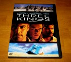 DVD THREE KINGS - US - RC1 - ENGLISCH - SNAPPER CASE