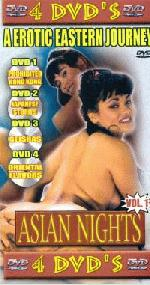 Asian Nights Box 1 - 4 DVD`s