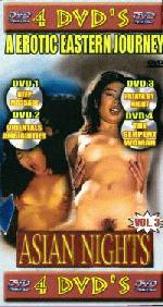 Asian Nights Box 3 - 4 DVD`s