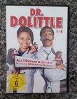 DR. DOLITTLE 1+2+3+4+5 - 5 DVD Box/Deutsch/DVD/Eddy Murphy