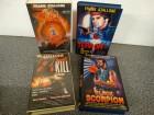 Frank Stallone Sammlung! Black Scorpion Terror Beverly Hills