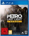 METRO - LAST LIGHT - REDUX - DEUTSCH / UNCUT - PS4 - NEU+OVP