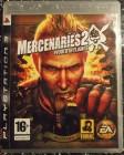 Mercenaries 2 World in Flames Playstation 3 PS3